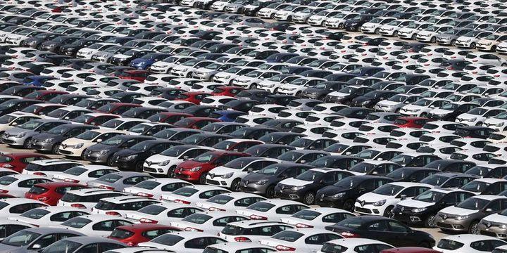Motorlu araç üretimi Eylül
