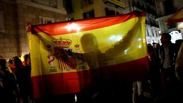 "İspanyol hükümeti ve ana muhalefet partisi ""Katalonya"" iç..."