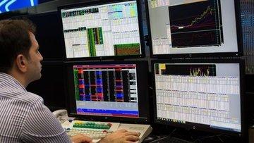 Borsa ilk yarıda %1'in üzerinde yükseldi