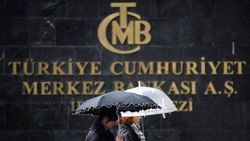 TCMB net uluslarası rezervleri geçen hafta 33.5 milyar do...