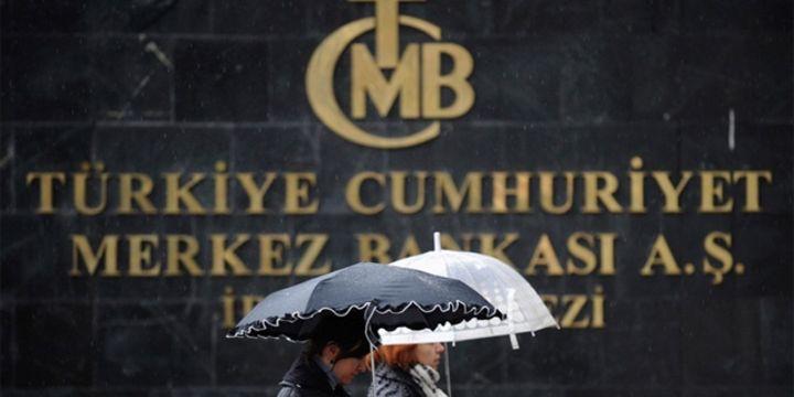 TCMB net uluslarası rezervleri geçen hafta 33.5 milyar dolar oldu