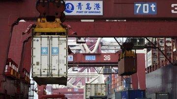 Çin'de ihracat Eylül'de direncini korurken ithalat hızlandı