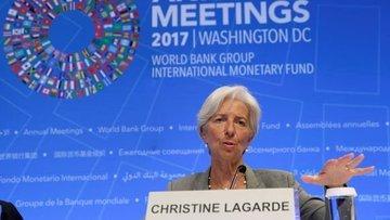 IMF Başkanı'ndan sanal para uyarısı: Büyük çöküşler göreb...
