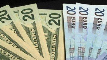 Euro/dolar TÜFE verisi öncesi yeni gün içi düşük seviyesinde