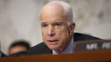 McCain: ABD Irak'a ekipmanları bölgesel hükümetine karşı ...