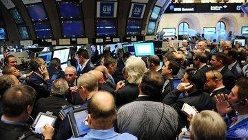 Küresel Piyasalar: Dolar yukarı yöneldi, hisseler zirve y...