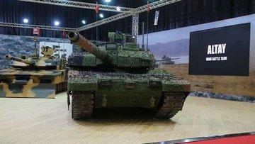 TÜMOSAN/Öğün: Altay Tankı Projesi'nde en güçlü oyuncular ...