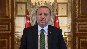 Erdoğan: Bu yılı yüzde 5'in çok üzerinde bir büyüme ile t...