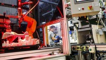 ABD'de sanayi üretimi Eylül'de %0.3 arttı
