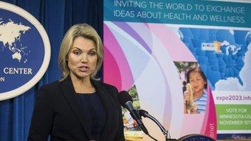 ABD/Nauert: Türkiye ile ilişkilerimiz karışık