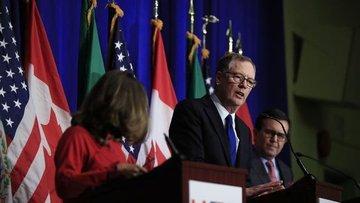 Kanada ve Meksika ABD'nin NAFTA için tekliflerini reddedecek