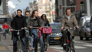 Ulaşımda bisiklet kullanımı 513 milyar Euro'luk ekonomik ...