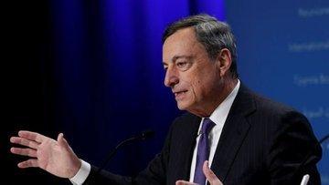 AMB/Draghi: Düşük faizler reformlar için bir fırsat