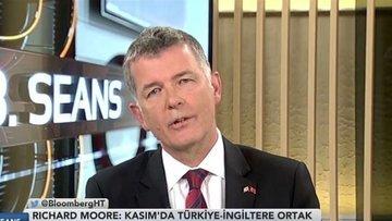 İngiltere Büyükelçisi Moore: Ankara Anlaşması eskisi gibi...