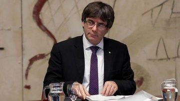 Puigdemont: Katalonya bağımsızlığını ilan edebilir