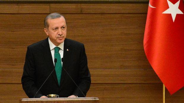 Erdoğan: Üç Belediye Başkanı'nın daha istifa edeceğine inanıyorum