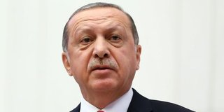 Erdoğan TRT World Forum'da konuşuyor