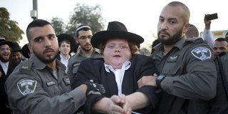 İsrail'de zorunlu askerlik karşıtı gösteriler sürüyor