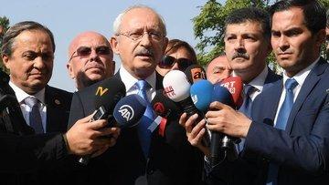 Kılıçdaroğlu: Baykal'ın durumunda kötüye gidiş yok