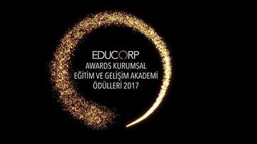 Kurumsal akademiler EDUCORP Ödülleri'nde yarışıyor