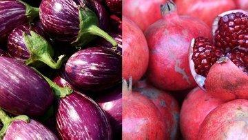 Rusya domatesten önce patlıcan ve nar sevkiyatına izin verdi