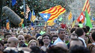 Katalonya krizinde Fransa İspanya'ya destek verdi