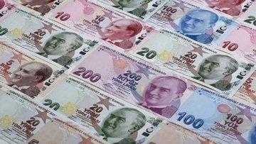 Merkezi yönetim brüt borç stoku 842,5 milyar lira oldu