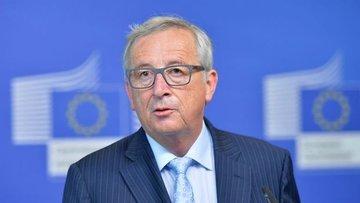 Juncker: Türkiye'ye ödenen fonlarda kesinti olmayacak