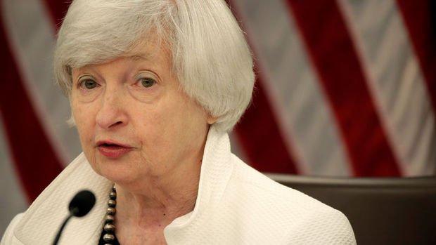 Fed/Yellen: Sıkılaştırma süreci iyi gidiyor