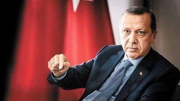 Erdoğan: Nerede bize yönelik taciz varsa ansızın vurabiliriz