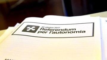 İtalya'nın kuzeyindeki özerklik referandumu sona erdi