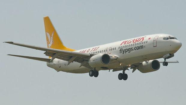 Pegasus 2018'de 30 milyon yolcu uçurmayı hedefliyor
