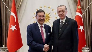 Erdoğan Melih Gökçek'le görüşebilir