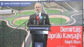 Bursa Belediye Başkanı Recep Altepe istifa etti