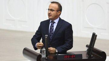 Turan: İstifa talepleri ceza kanunu konusu değildir