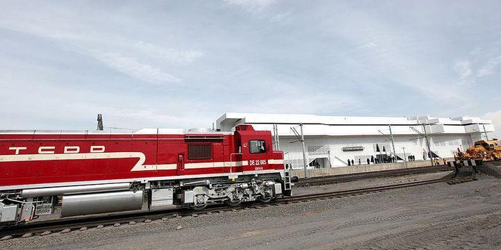 """""""Bakü-Tiflis-Kars demiryolu Pekin ile Londra"""