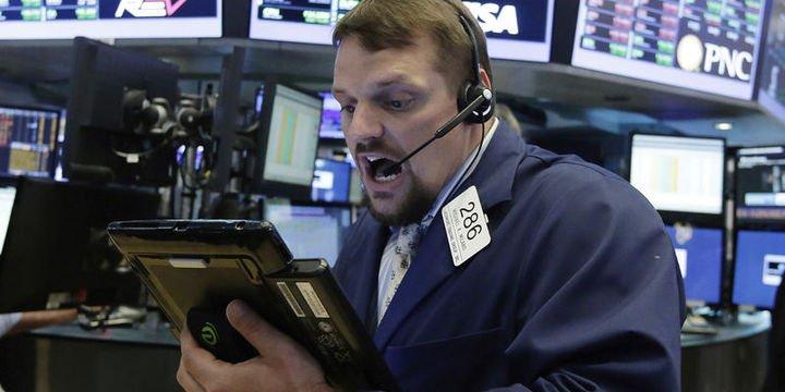 ABD hisseleri haftanın ilk işlem gününe düşüşle başladı