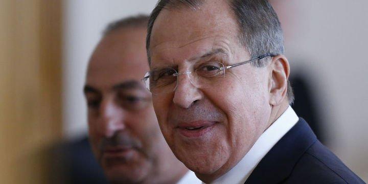 Çavuşoğlu Lavrov