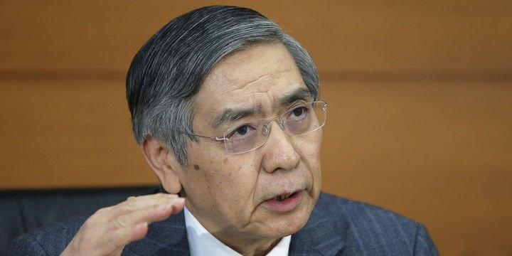 BOJ/Kuroda: Seçimden sonra BOJ