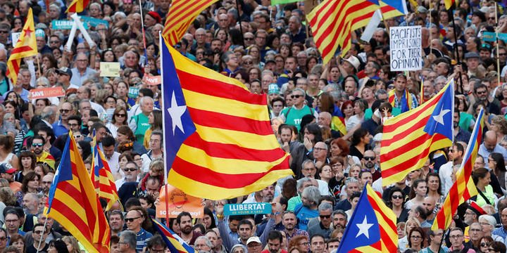 İspanya Mahkemesi Katalonya