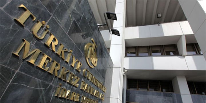 TCMB net uluslararası rezervleri geçen hafta 33.9 milyar dolar oldu
