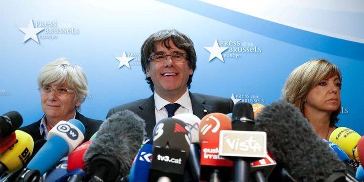 İspanya: Katalonya lideri için yakalama emri çıkarılabilir