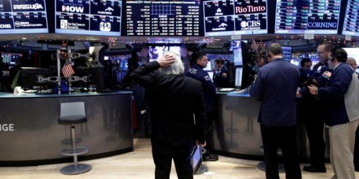 """Küresel Piyasalar: Dolar """"Powell"""" beklentileri ile düştü, hisseler yatay"""