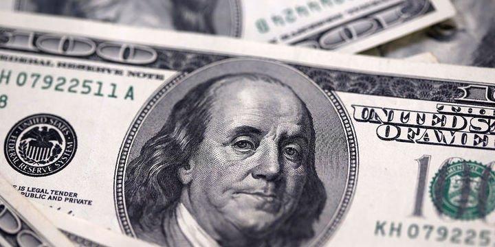 Yurt içi yerleşiklerin döviz mevduatı 2.1 milyar dolar azaldı