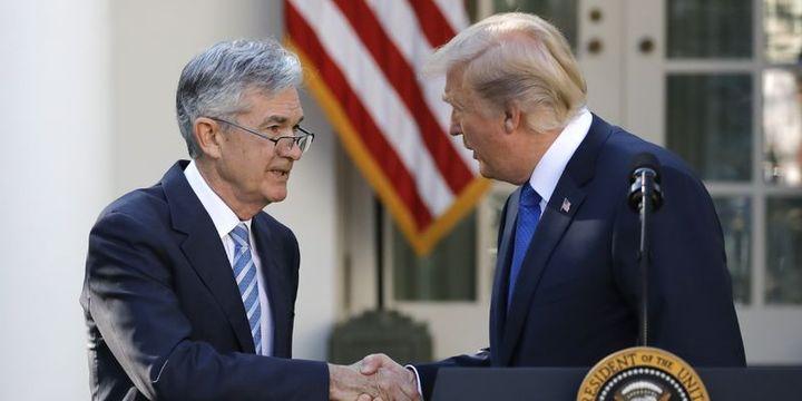 Trump Fed Başkanlığı için Powell
