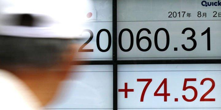 Japonya hisseleri 25 yılın zirvesinde kapattı