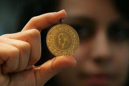 Altının gramı 160 lira seviyelerinde