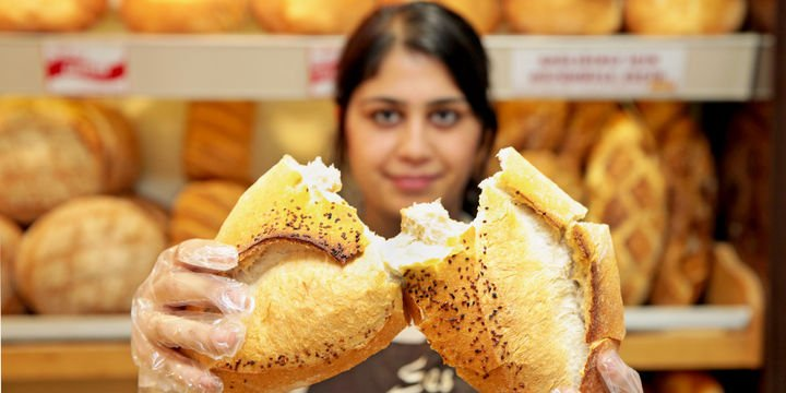 Ekmeğin gramajı ve fiyatına