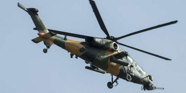 Tayland 100 kişilik pilot heyetiyle Atak helikopterini inceledi