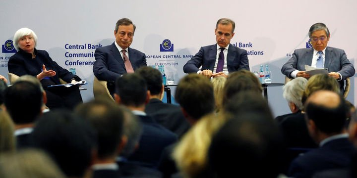 Draghi: Sözlü yönlendirme politika aracı oldu
